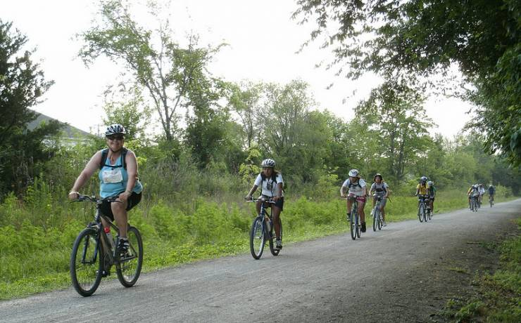Planning for the Katy Trail